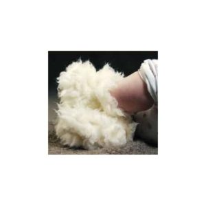 Chaussons bébé, 100% velours de laine à poils longs