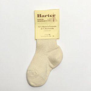 Chaussettes coton mérinos Harter