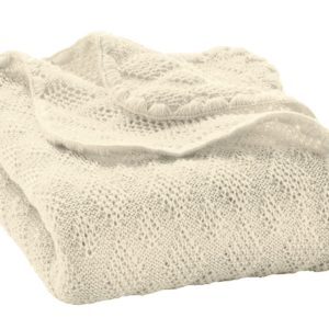 Couverture Naturelle en laine mérinos Disana