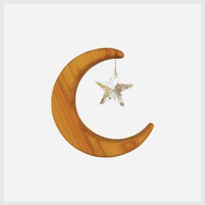 Mobile Lune et étoile Sternengasse