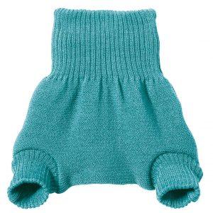 Culotte lagon en laine mérinos Disana