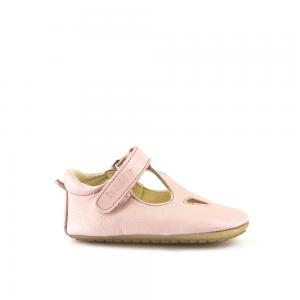 Chaussures Prewalkers T-bar Roses Froddo