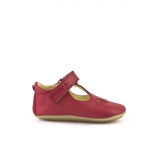 Chaussures Prewalkers T-bar Rouges Froddo