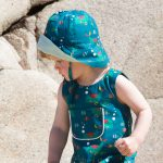 Chapeau réversible Baleines Little Green Radicals