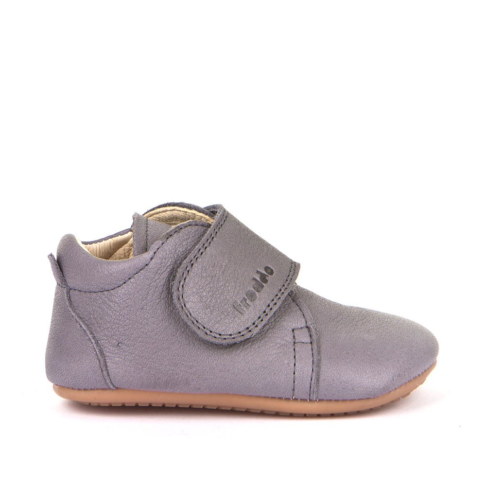 Chaussures Prewalkers Gris clair Froddo