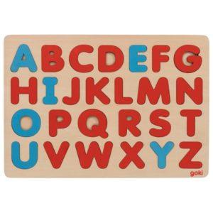 Alphabet Puzzle Montessori GOKI