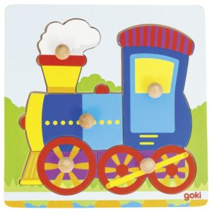 Puzzle locomotive GOKI