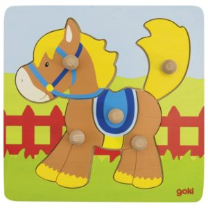 Puzzle cheval GOKI