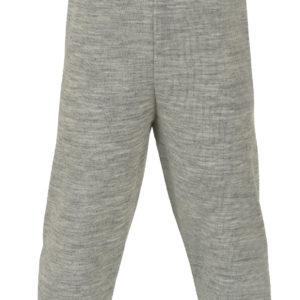 Pantalon à ceinture large Gris ENGEL