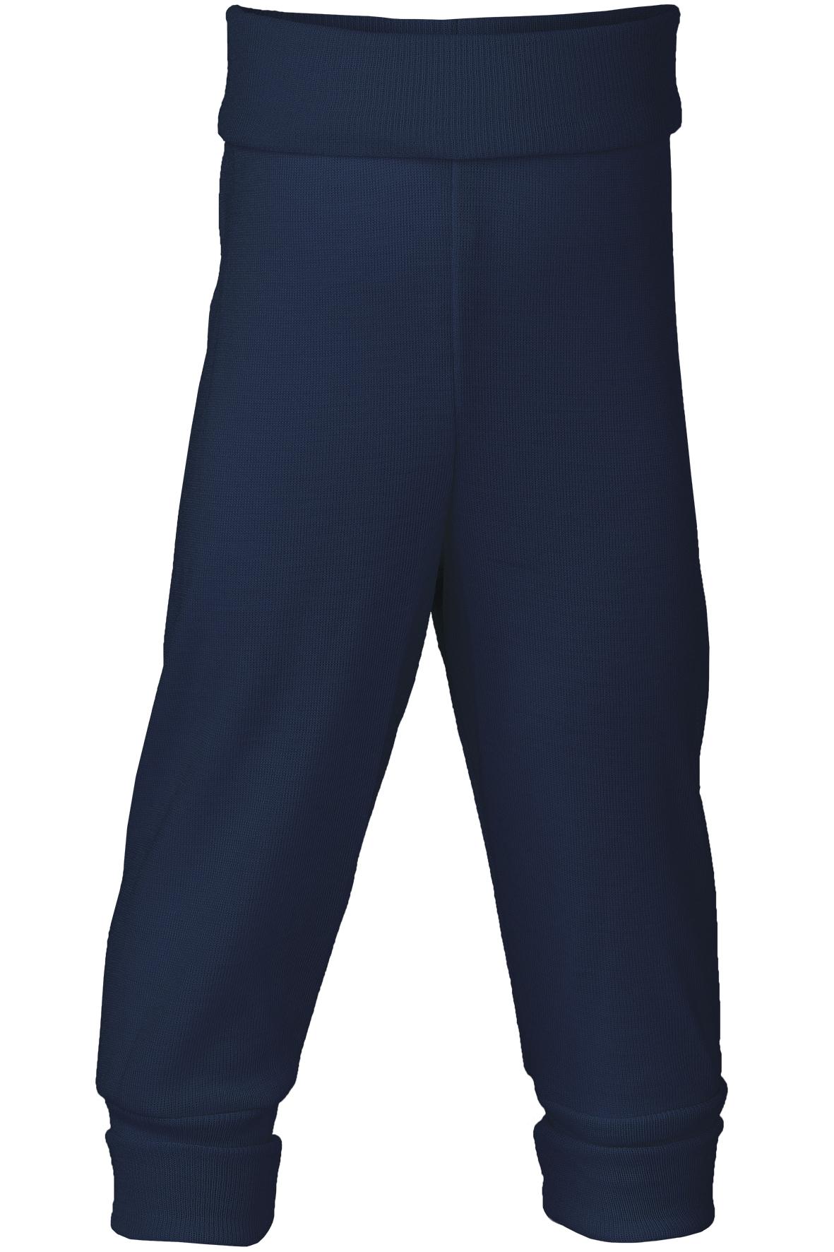 Pantalon à ceinture large Marine ENGEL