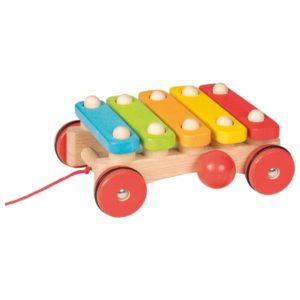 Xylophone à roulettes GOKI