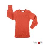 T-shirt manches longues laine mérinos MANYMONTHS