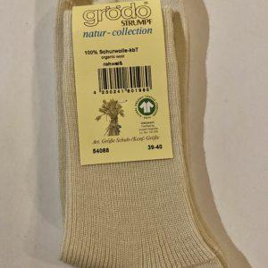 Chaussettes adulte en laine biologique – Grödo
