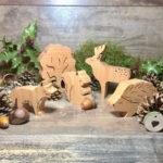 Les animaux d'automne – La Mouette et le Choucas