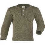 T-shirt manches longues Olive – Engel