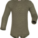 Body manches longues Olive – Engel