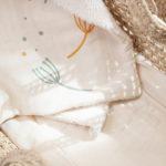 Couverture en peluche de coton bio – Pitigaïa