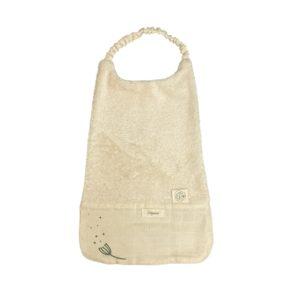 Serviette élastiquée en coton bio – Pitigaïa