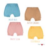 Bubble Shorts ECO Hempies ManyMonths