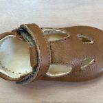 Chaussures Prewalkers T-bar Cognac Froddo