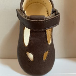 Chaussures Prewalkers T-bar Marron Froddo